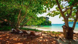 Railay Beach, Ao Nang, Krabi, Thailand