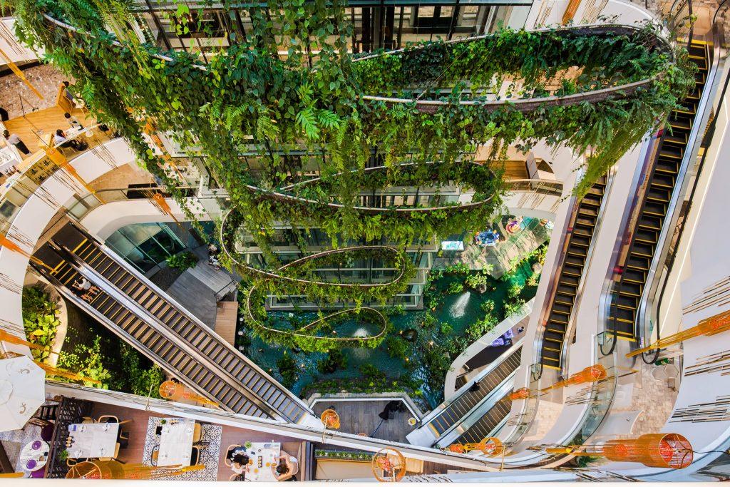 EmQuartier Mall, Bangkok, Thailand