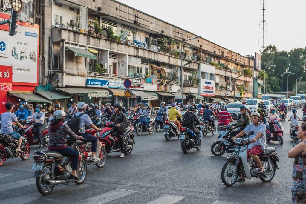 HCMC, Vietnam