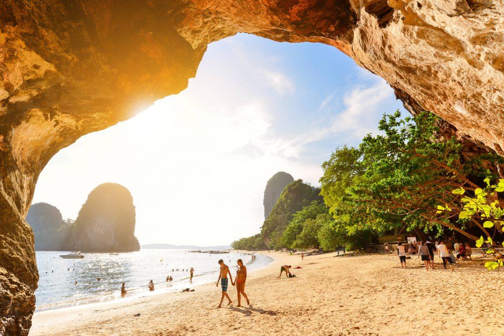 Phra Nang Cave, Krabi