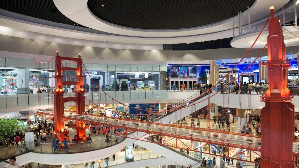 Terminal 21 Mall, Bangkok, Thailand