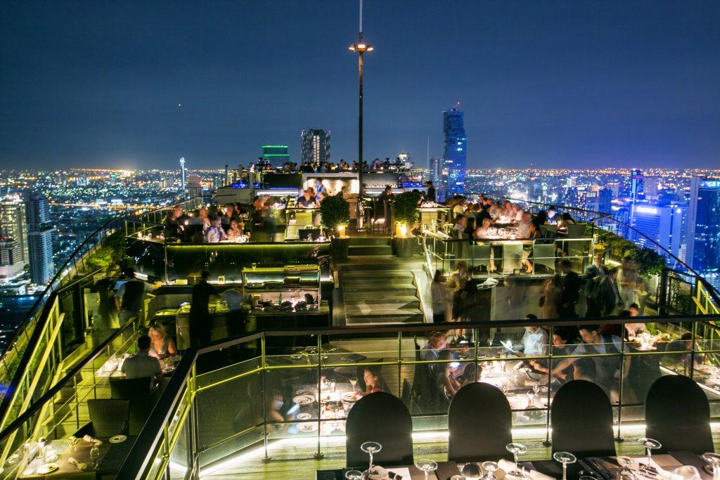 Vertigo Bar, Bangkok