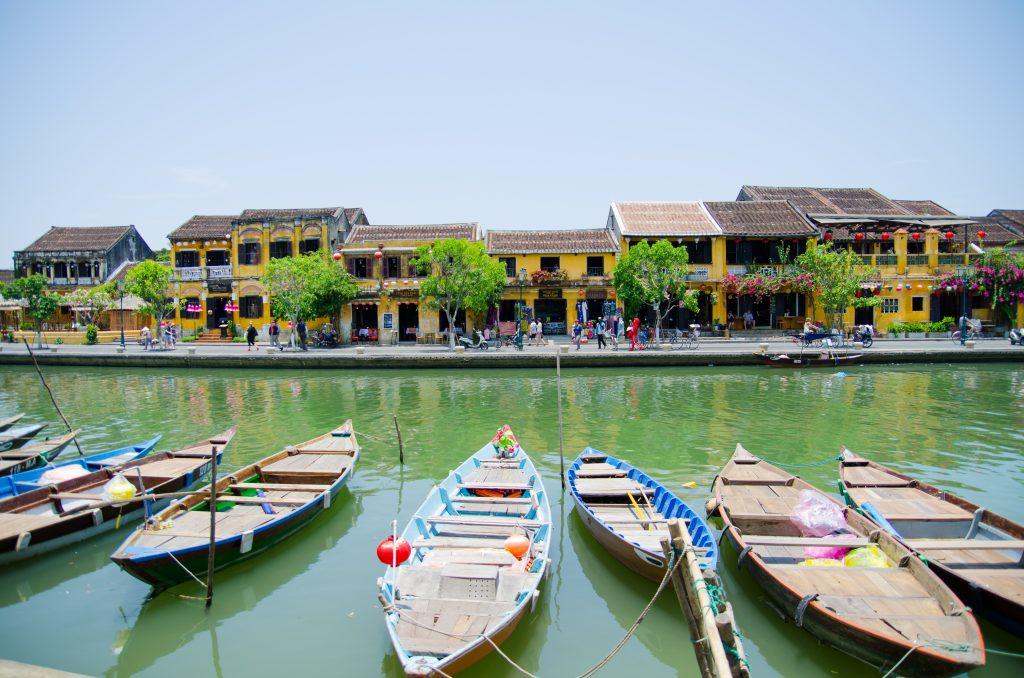 Hoi An, Vietnam architecture