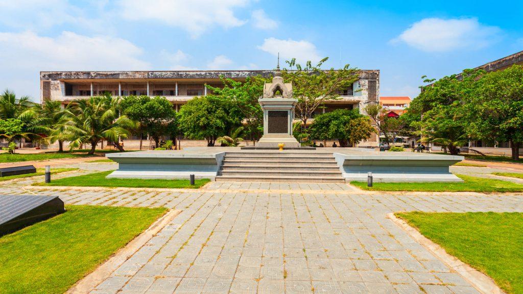 Tuol Sleng Genocide Museum, Phnom Penh, Cambodia