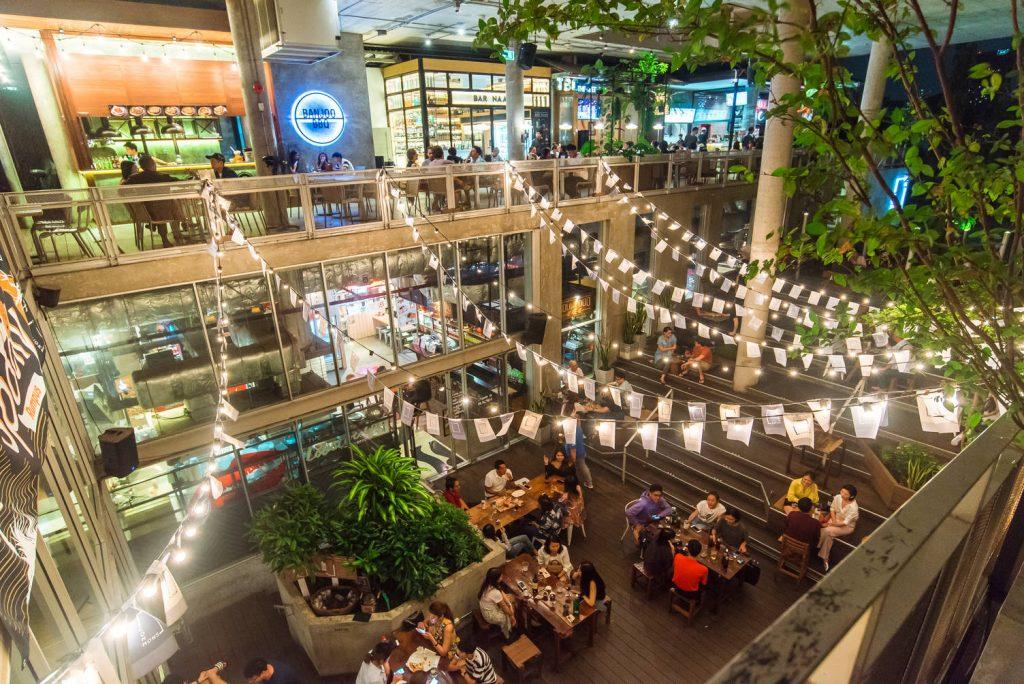 the COMMONS, Bangkok, Thailand