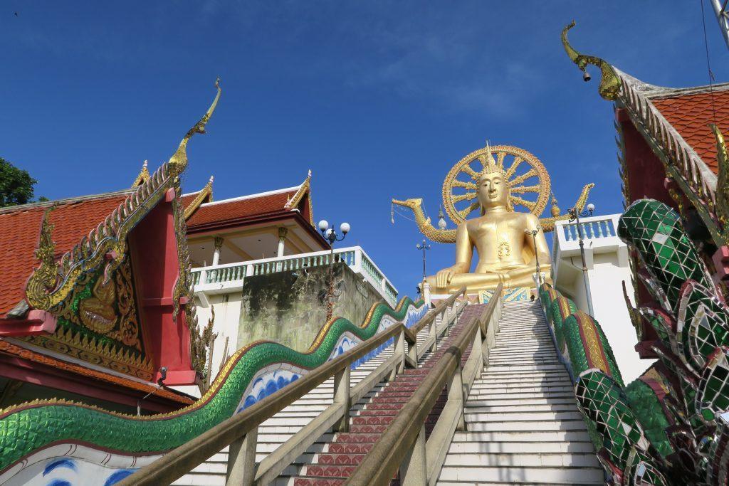 Wat Phra Yai (Big Buddha Temple), Koh Samui, Thailand