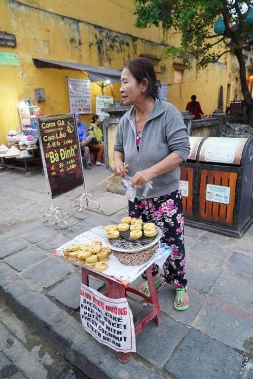 Street food vendor, Vietnam