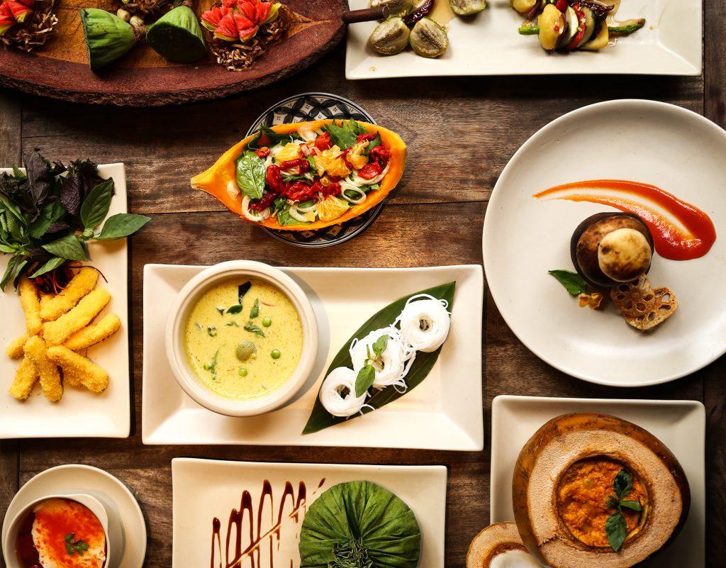 Hum Vegetarian, Ho Chi Minh City, Vietnam