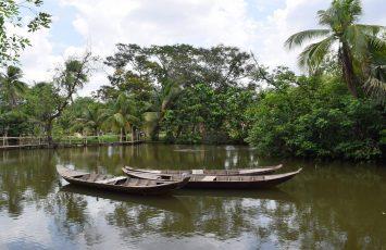 Binh Quoi Tourist Village, Vietnam