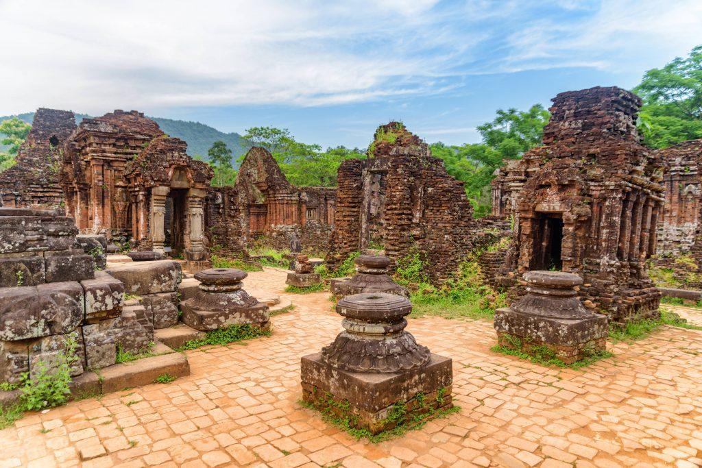 My Son Sanctuary, Da Nang, Vietnam