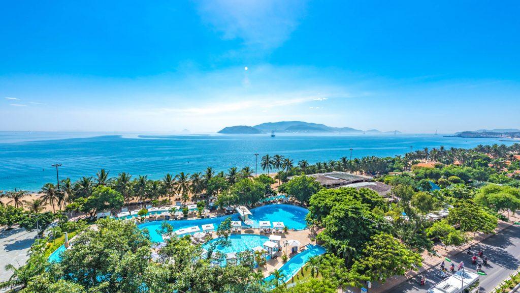 Nha Trang beach view