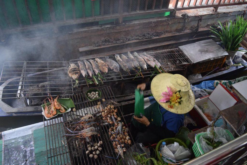 Khlong Lat Mayom Market, Bangkok