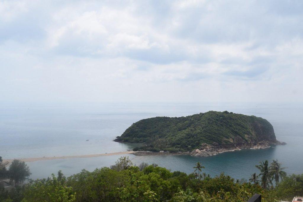 Koh Phangan view