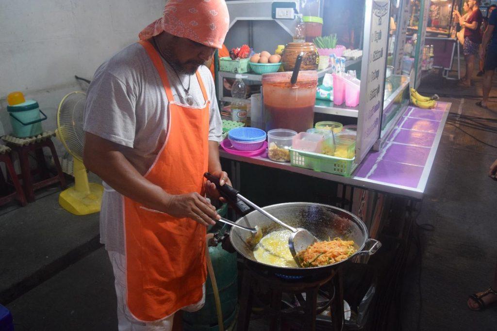Thong Sala night market
