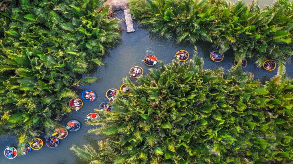 Cam Thanh Coconut Village, Hoi An, Vietnam