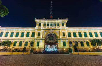 Central Post Office, Ho Chi Minh City