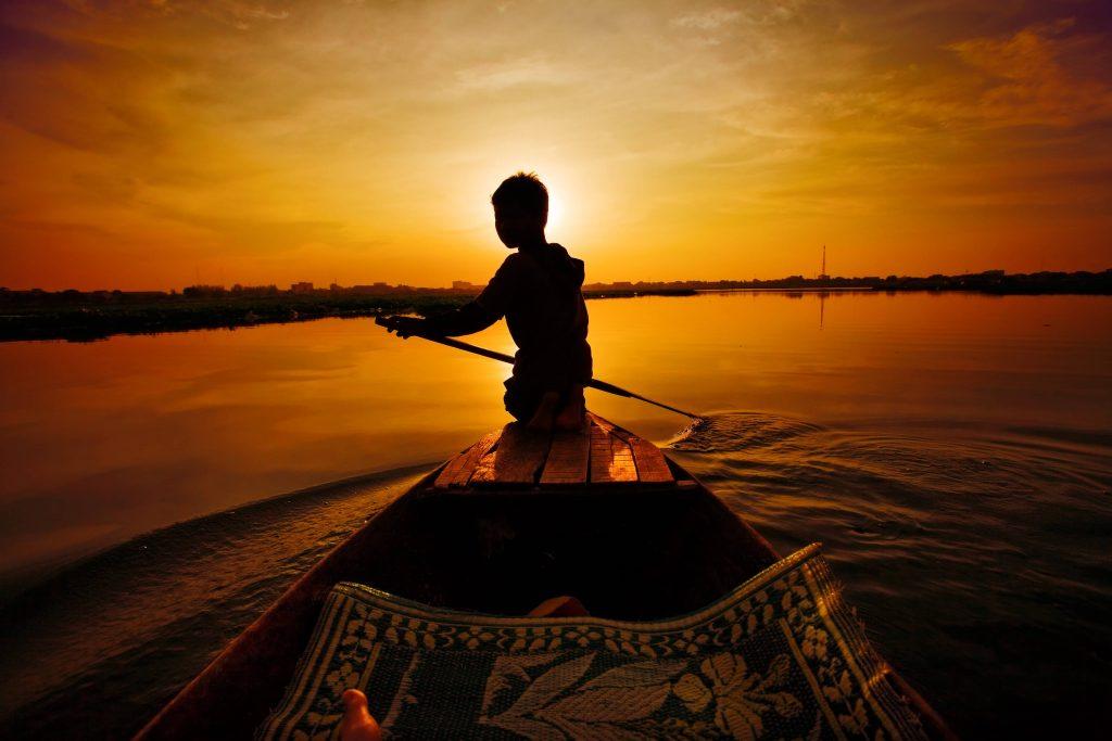 Phnom Penh river cruise