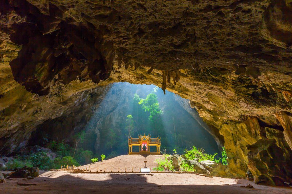 Phraya Nakhon Cave Hua Hin, Thailand