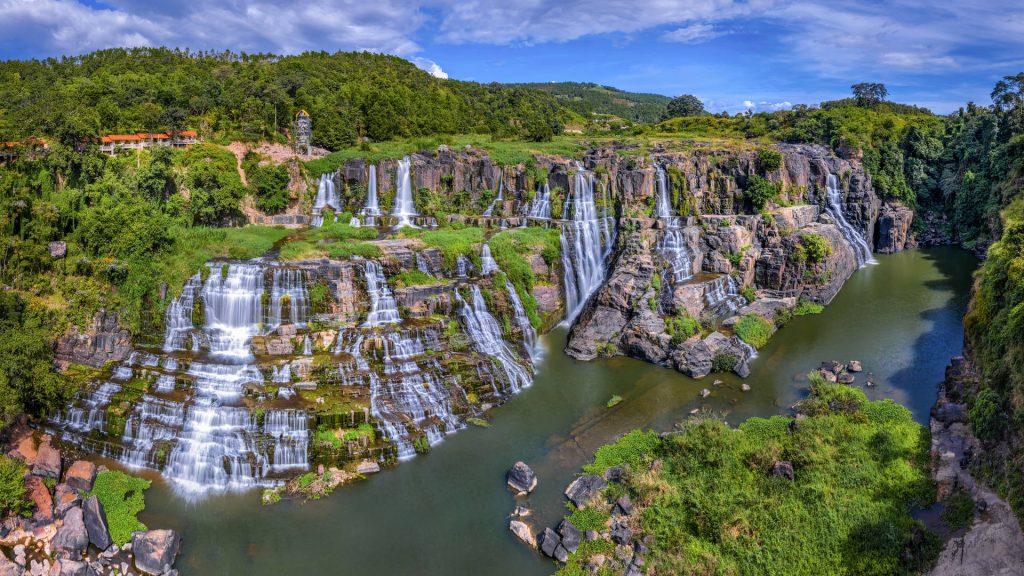 Pongour Falls, Da Lat