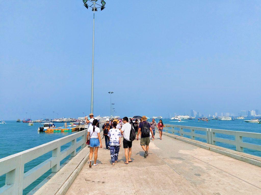 Balihai Pier, Pattaya