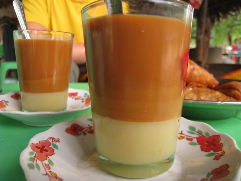 Burmese tea