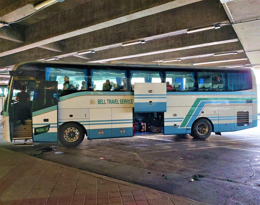 Bus from Bangkok to Pattaya