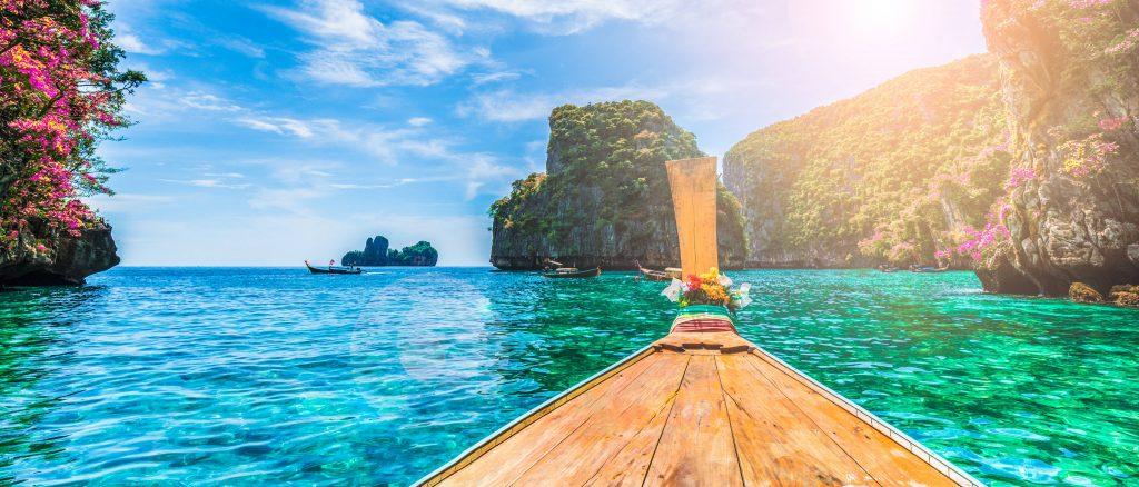 Loh Samah Bay, Koh Phi Phi