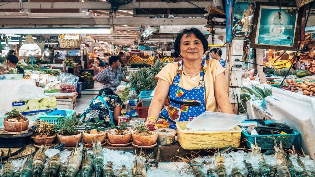 Or Tor Kor Market, Bangkok