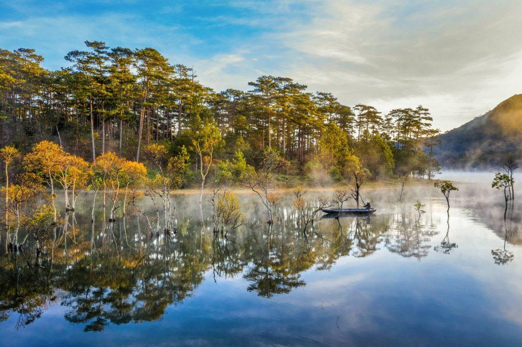 Tuyen Lam Lake, Da Lat