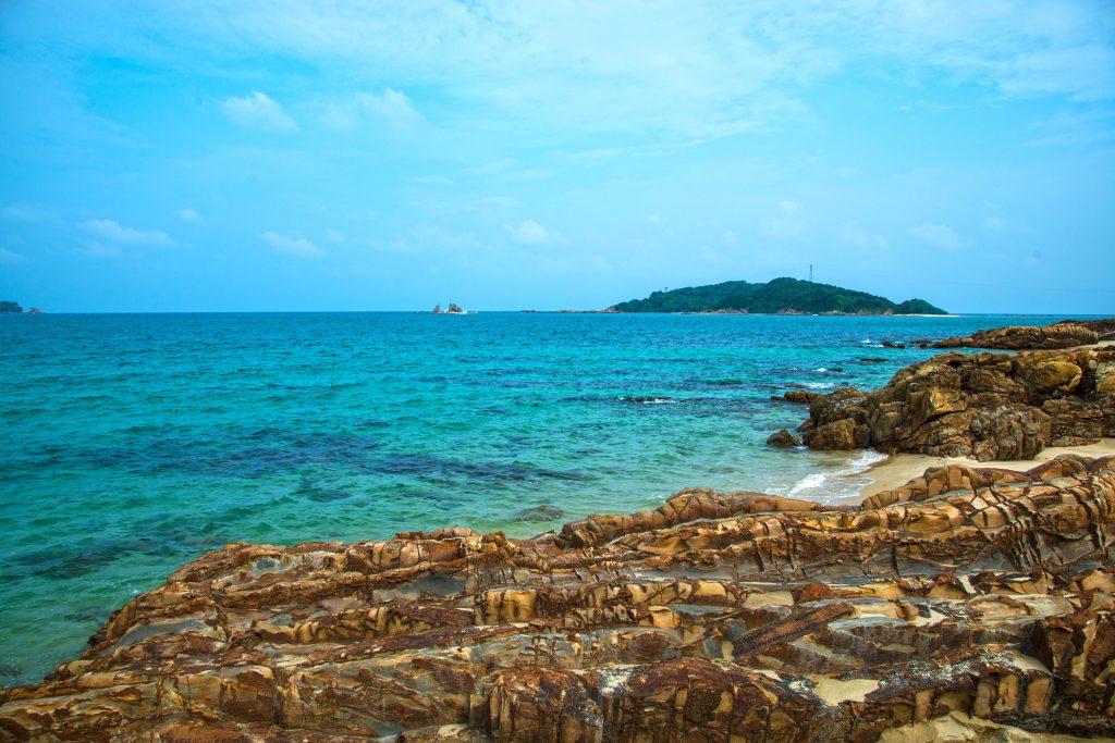 Co To Island, Halong Bay