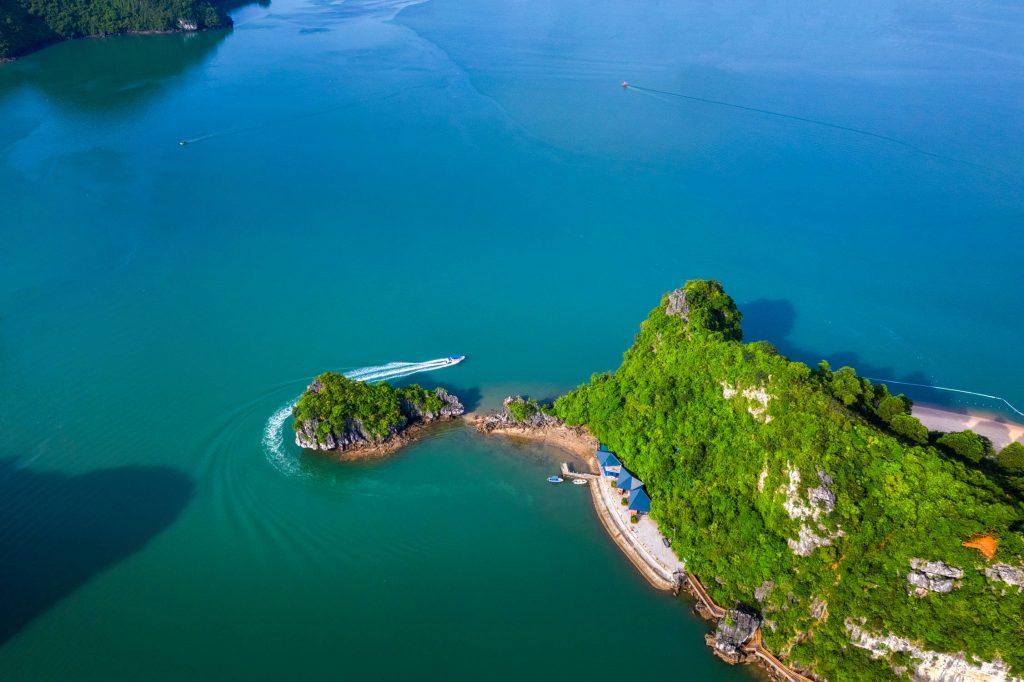 Soi Sim Island, Halong Bay