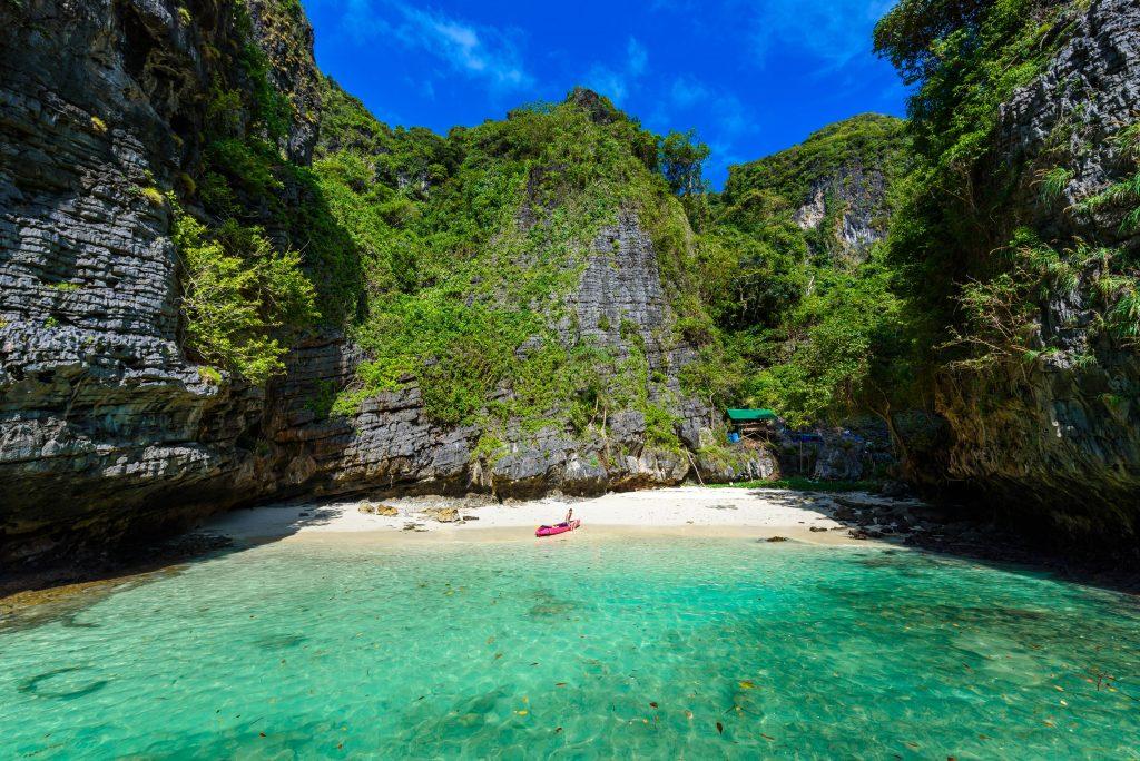Wang Long Bay, Koh Phi Phi