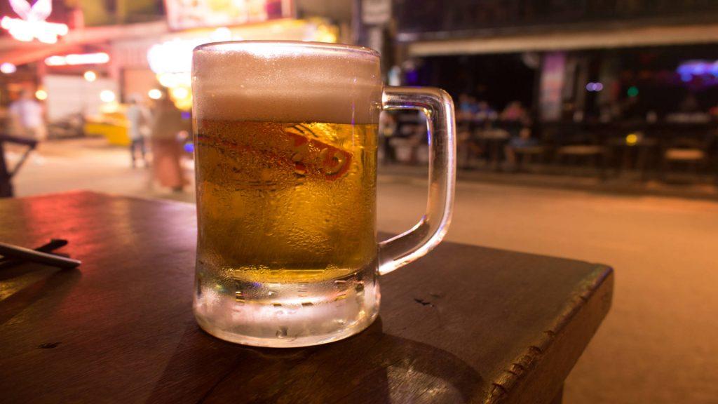 Beer in Cambodia