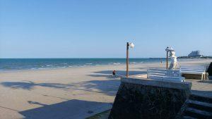 Hua Hin coastline
