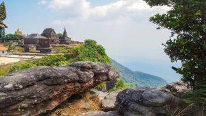 Preah Monivong Bokor National Park, Kampot, Cambodia