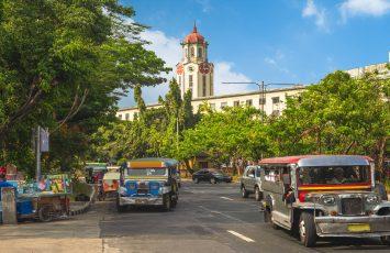 Jeepneys in Manila