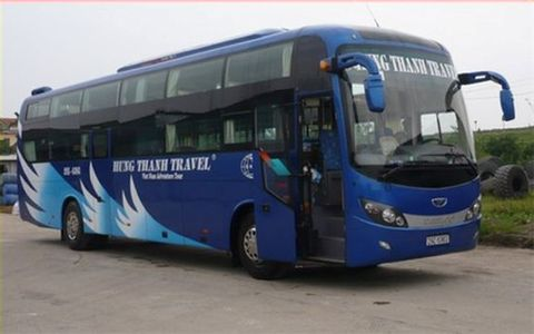 Local Cama Autobús