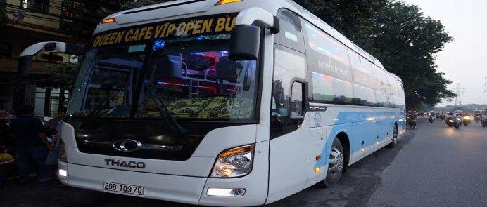 Schlafgelegenheit Bus