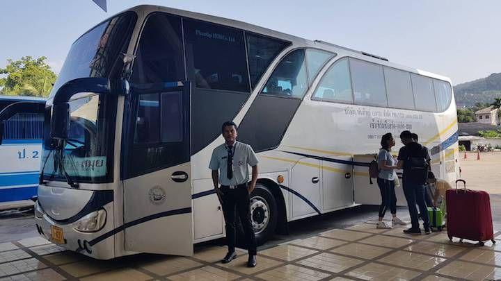 Estándar Autobús + transbordador