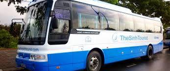 Lokale Schlafgelegenheit Bus
