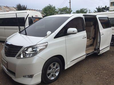 Luxus Minivan 6 PAX
