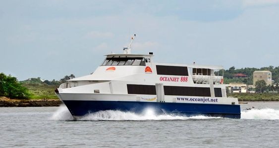 Business ferry