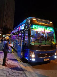 Cabina VIP Autobús