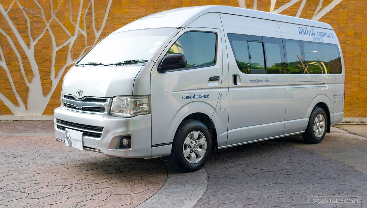 Van Minivan 12 PAX