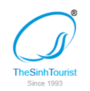 The Sinh Tourist logo