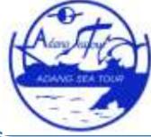 Adang Sea Tour logo