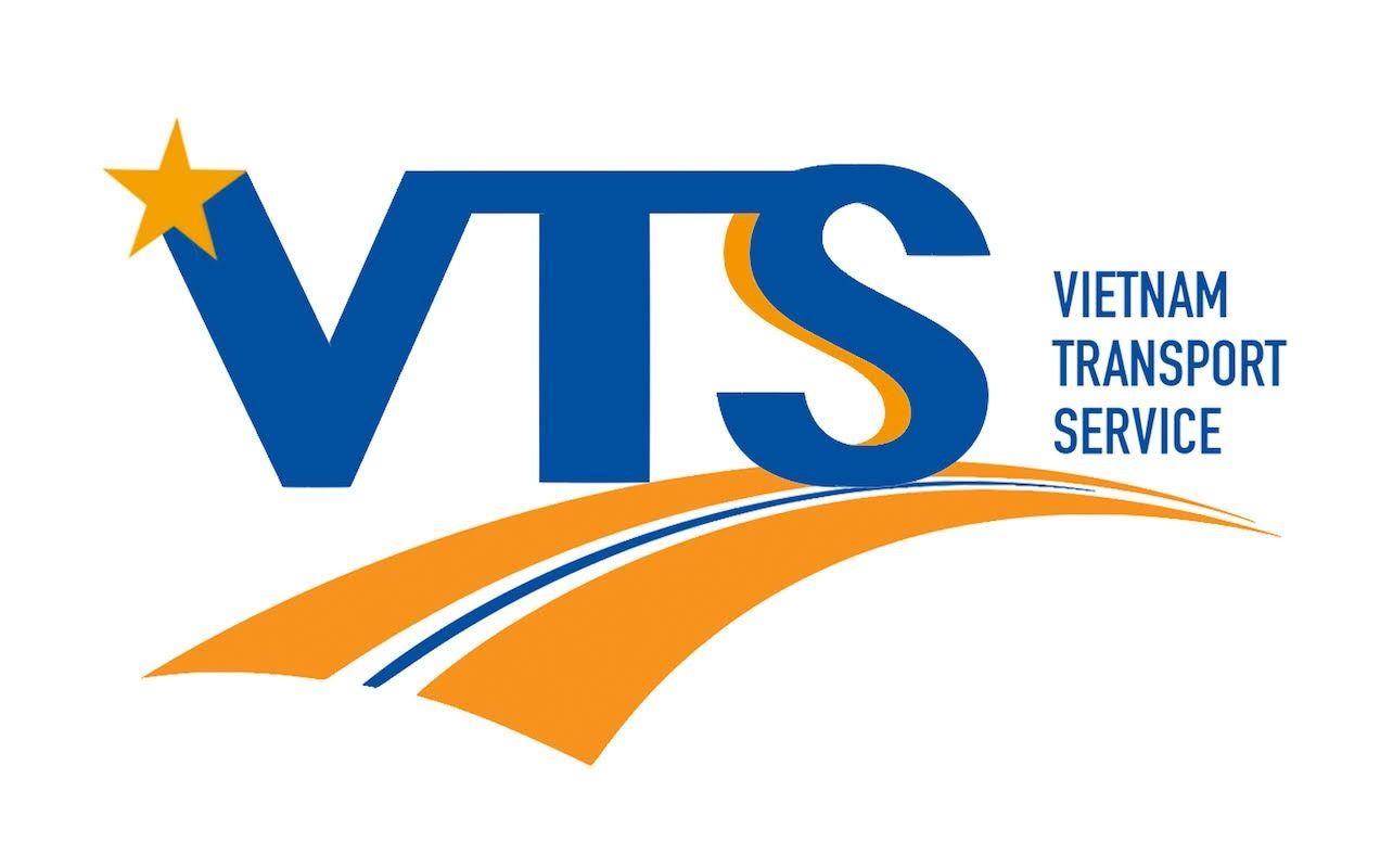 Vietnam Transport Service (VTS) logo