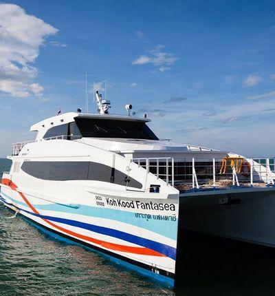 Boonsiri High Speed Ferries