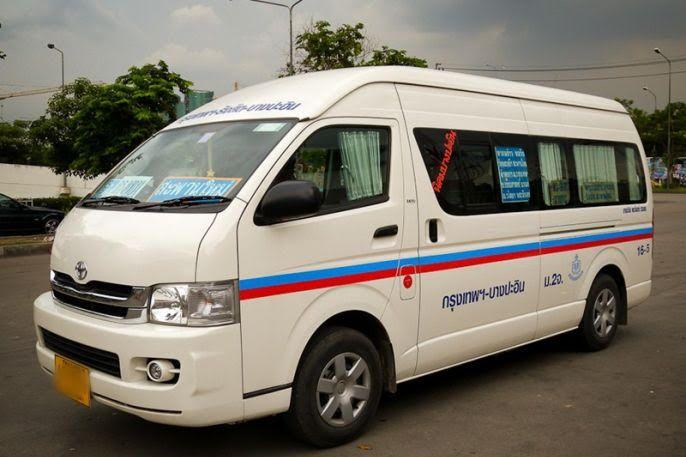 Touristenklasse Minivan