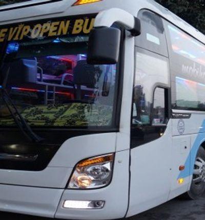 Queen Cafe Bus